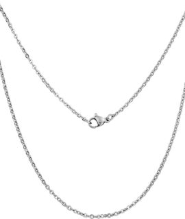 Ladies Stainless Chain 0.6mm