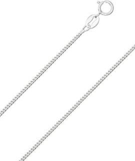 Ladies Stainless Twist Chain