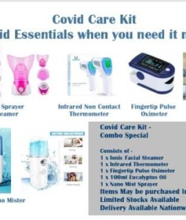 COVID ESSENTIAL HOME CARE KIT 1